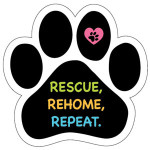 rescue, rehome, repeat